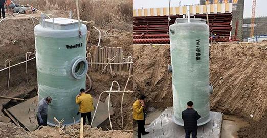 一体化预制泵站案例展示