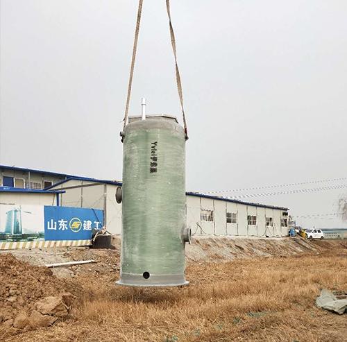 一体化预制泵站